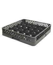 Grey Rack Base 25 Compartments PP