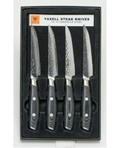 Set Of Steak Knife 4Pcs Tsuchimon