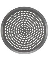Perforated Rigid Pizza Pan 13