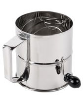 Rotary Flour Sifter Stainless Steel