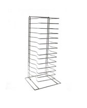 Wire Pan Rack 15 Slots
