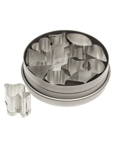 Aspic/Jelly Cutter Set 0.75