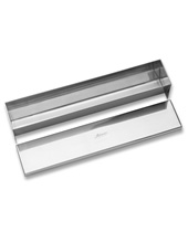 Rectangular Terrine Mold With Flat Bottom