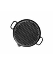 Round Grill 23Cm Red