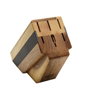 Oakwood Empty Block 'Ardesia Vuoto' For 6 Pcs