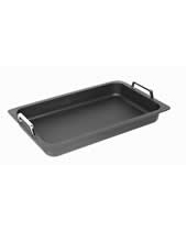 Gastronorm Induction S/S Handles 53x33Cm, 5.5 Cm High