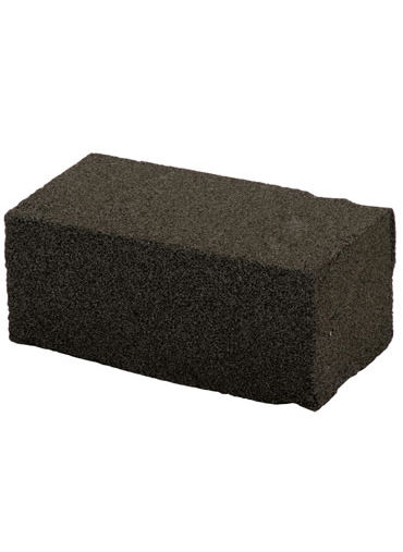 Griddle Brick Black 200x100x90mm