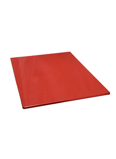 Cutting Board 12'' x 18'' x 0.5'' Red