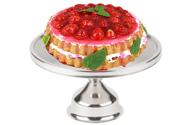 Cake Stands, Covers & Boards