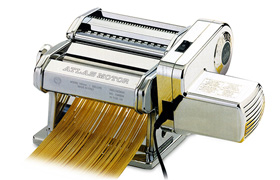 Pasta Machine And Accessories